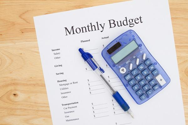 monthly-budget
